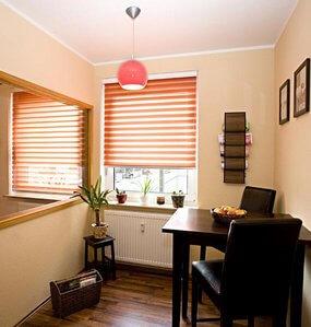 doppelrollo zum klemmen statt bohren. Black Bedroom Furniture Sets. Home Design Ideas
