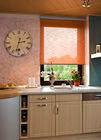 Rollos sind auch für Feuchträume geeignet z.B. Küche und Bad
