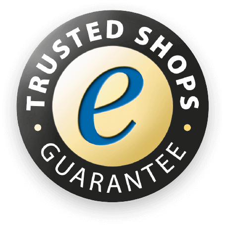 Trusted Shops Garantie im Online Rolloshop