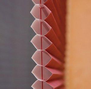 Wabenplissee 70 cm breit und andere Größen maßgeschneidert für jedes Fenster