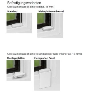 Fensterplissees 32.512.80 - VS2 blickdicht~5